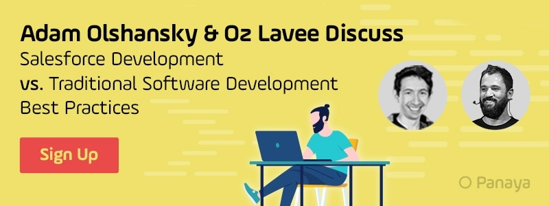 Live Experts Discussion on Salesforce Development